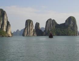 Laos, Vietnam y Camboya