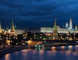 Anillo de oro, Moscú y San Petersburgo