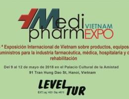 Vietnam Medi Pharm 2018
