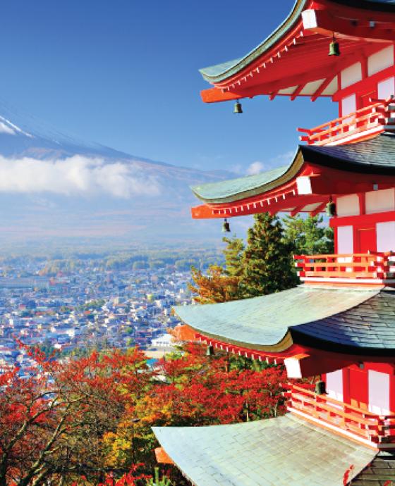 JAPON & COREA