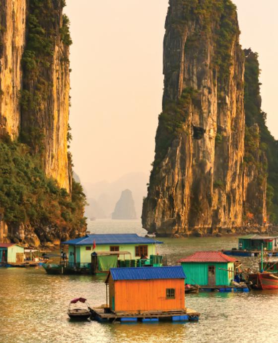 VIETNAM & LAOS & CAMBOYA