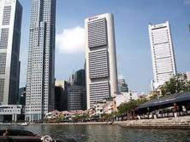 Singapur de paso