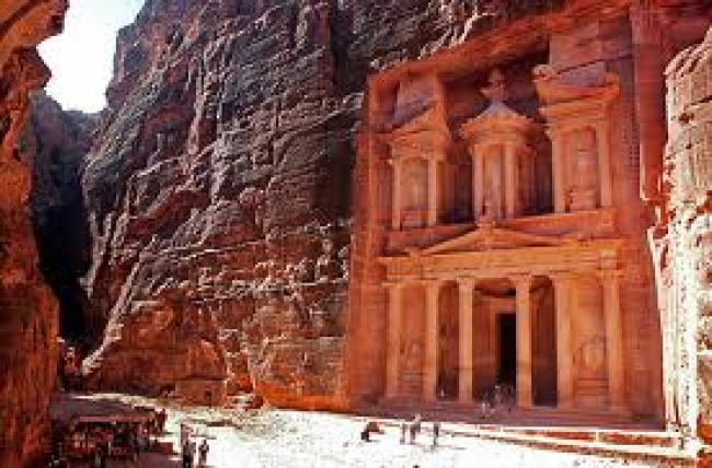 JORDANIA y EGIPTO