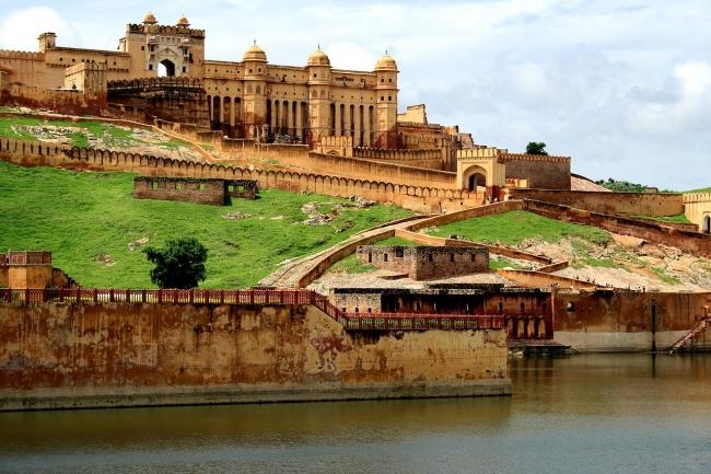 Fuerte Amber, Jaipur, Rajasthan