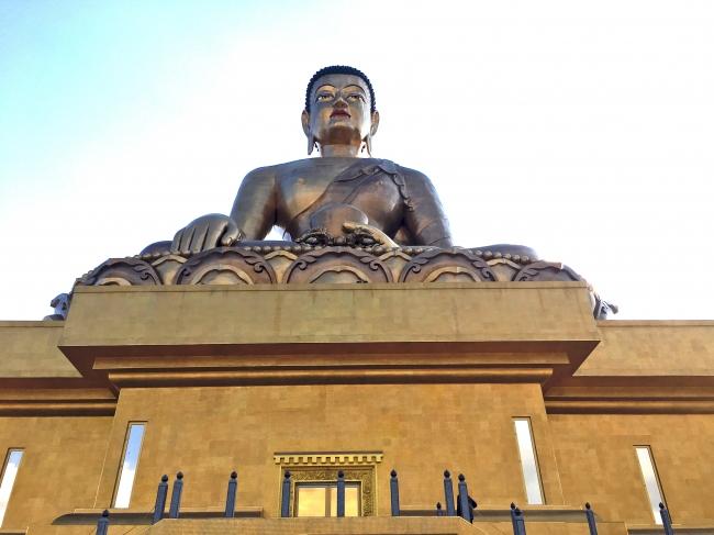 Buddha monumento