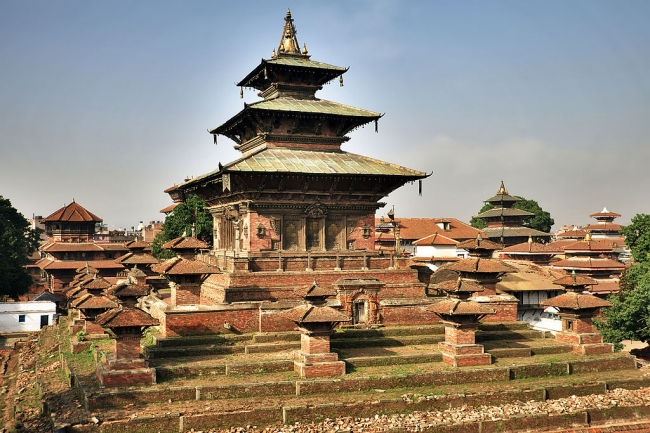 India y Nepal místicos con festival Holi