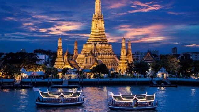 Bangkok y el norte de Tailandia