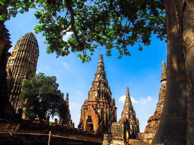 Thailandia en una semana