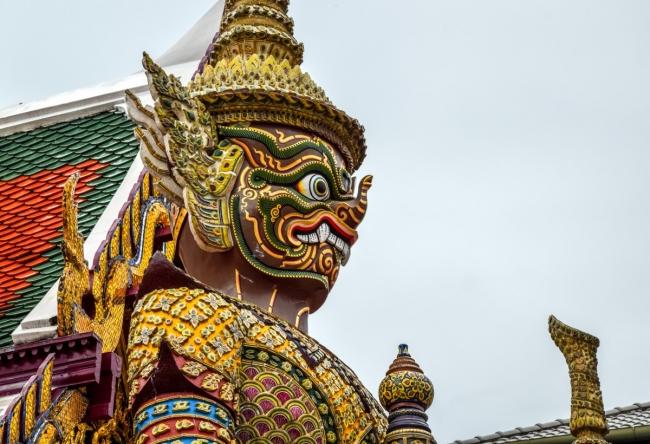 Bangkok de paso