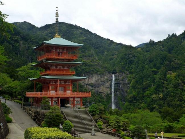 Kumano, ruta sagrada en Japón