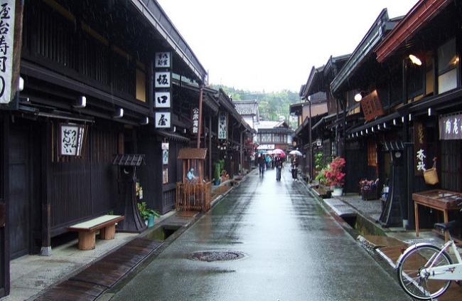 Japón clásico con Takayama