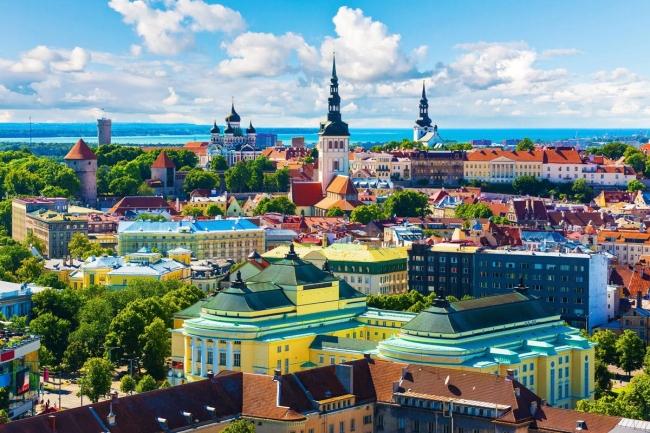 Joyas del Báltico y la gran Rusia