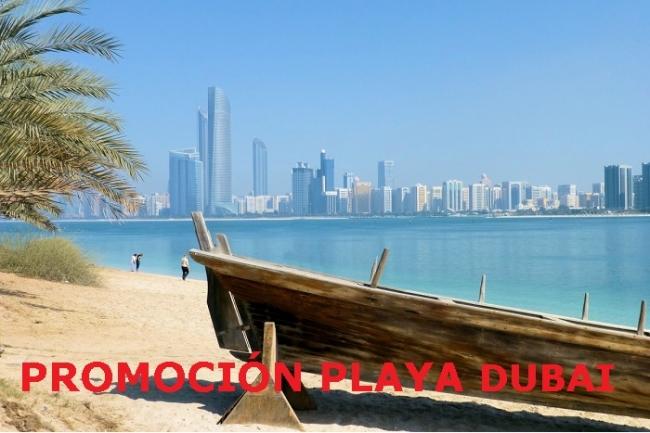 Dubai con playa Promoción!!