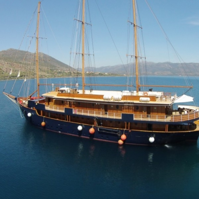 Grecia y crucero por el Mediterráneo
