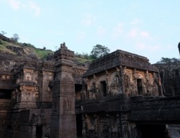 India norte con Ajanta y Ellora