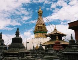 India norte con Nepal