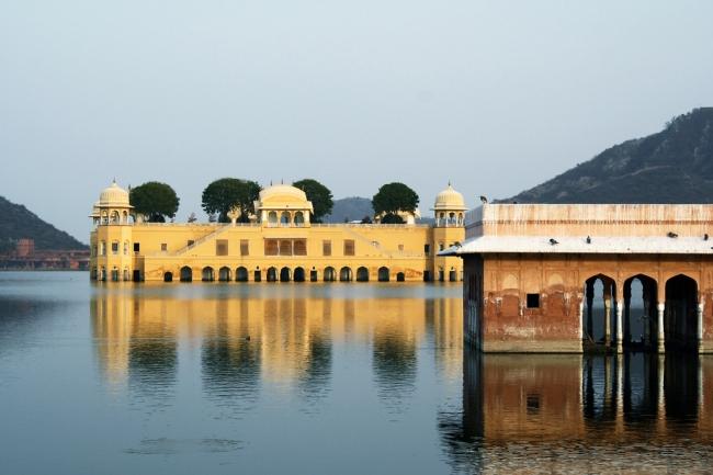 Jal Mahal. Jaipur
