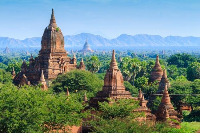 A3 Myanmar en una semana (Promoción)