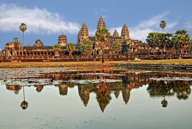 Camboya: Templos de Angkor