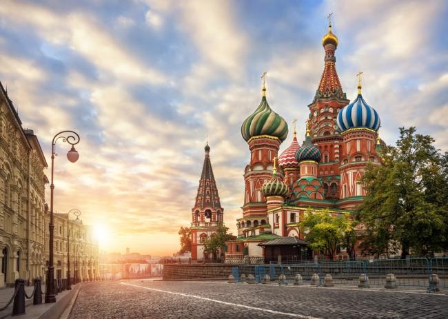 Moscú completo