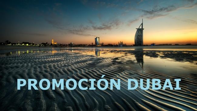 Dubai básico Promoción!!