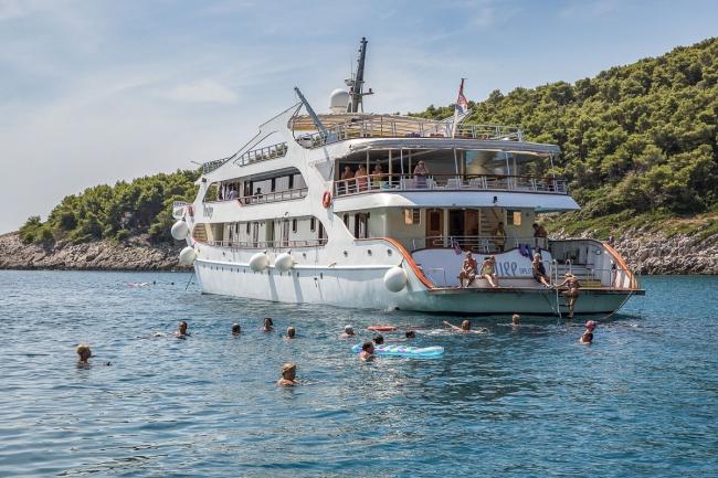 Crucero por el mar Adriático