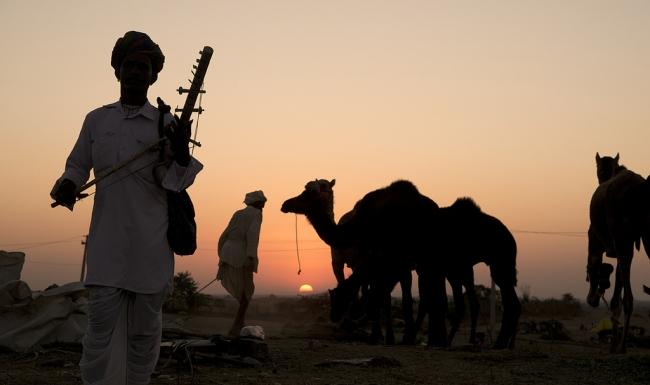 India y Nepal para todos con feria de camellos en Pushkar y Diwali