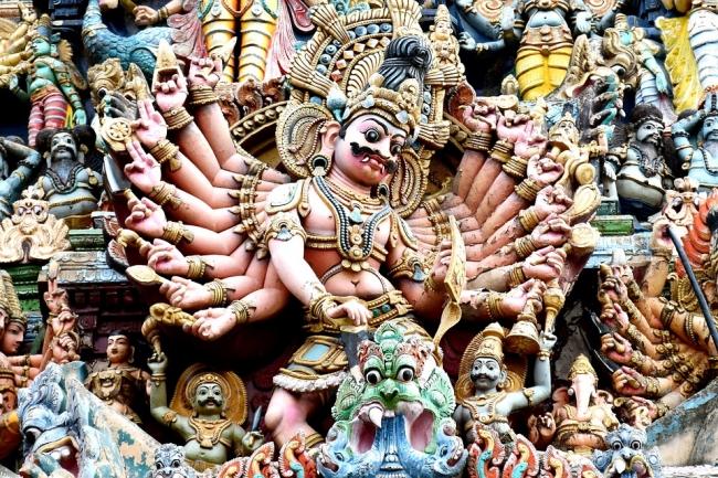 Sur de India por Chennai