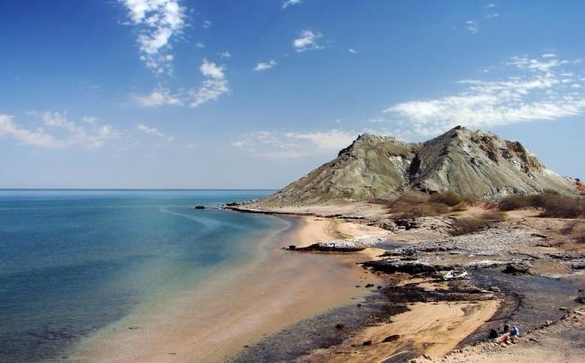 Irán: Extensión norte y mar Caspio
