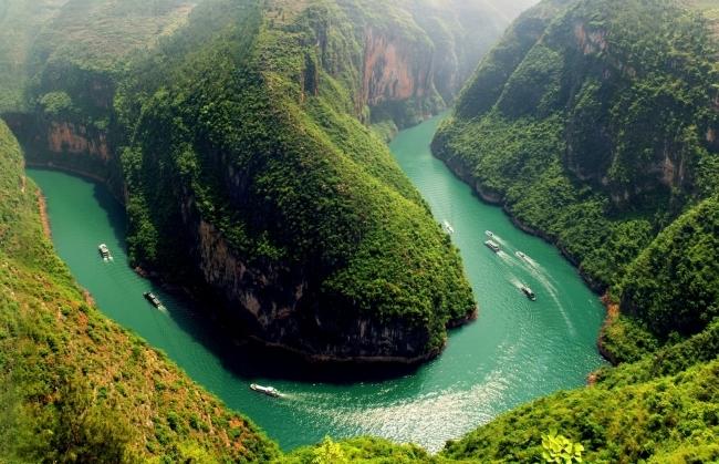 Lo mejor de China con crucero por el río Yangtze