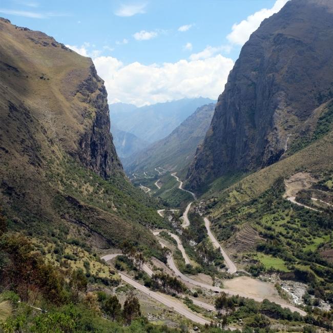 Machu Picchu  Moto Trail