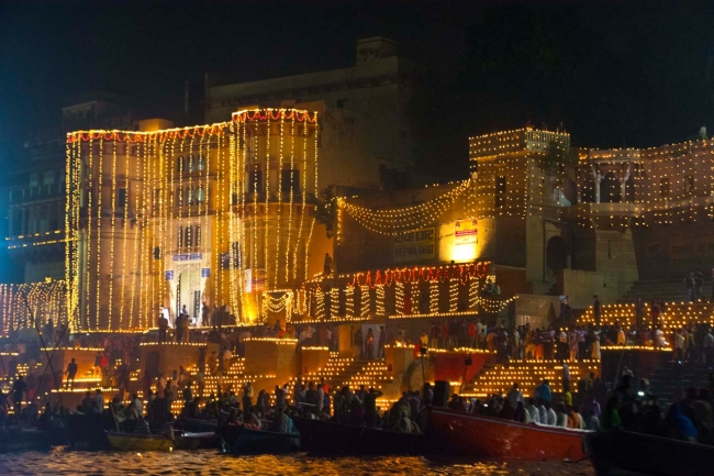 India Mística con Dev Diwali