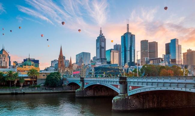 Australia cosmopolita