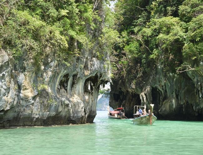 Islas de Krabi, Tailandia