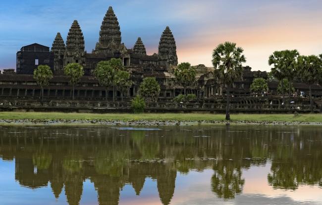 Angkor auténtico