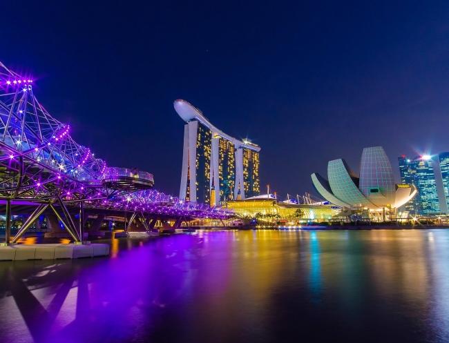 3 - Singapur, Malaysia, Myanmar y Thailandia