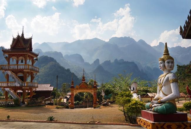 Asia exótica. Laos y Camboya