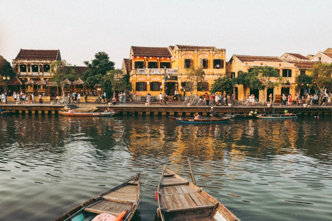 Bangkok, Myanmar, Vietnam y Camboya Tradicional