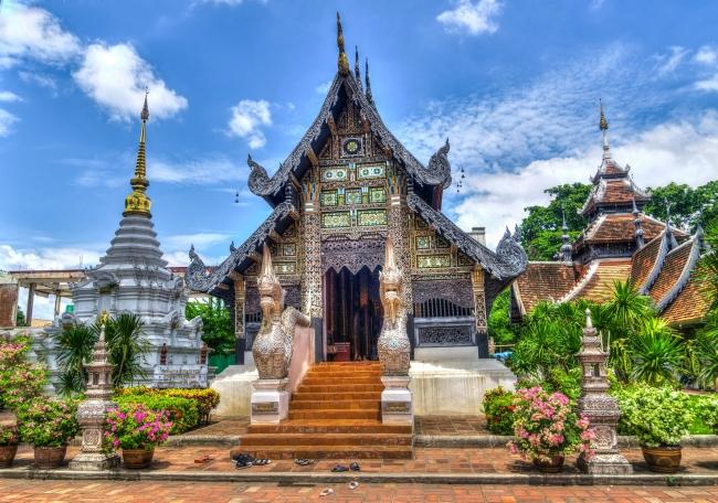Caminos tradicionales. Norte y centro de Vietnam y Camboya con Bangkok