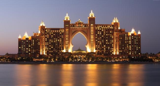 Dubai y Jordania