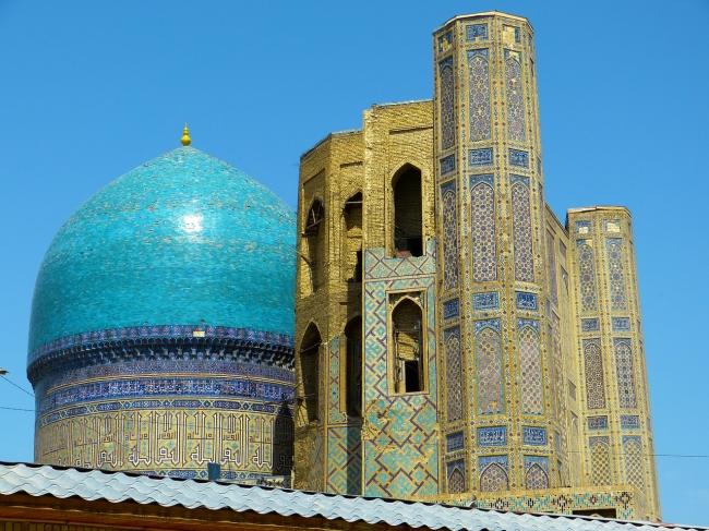 ASIA CENTRAL: Turkmenistán – Kirguistán - Uzbekistán - Tajikistán