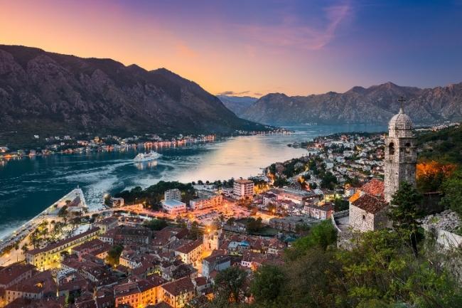 LOS BALCANES: Serbia - Croacia - Eslovenia - Bosnia y Herzegovina - Montenegro