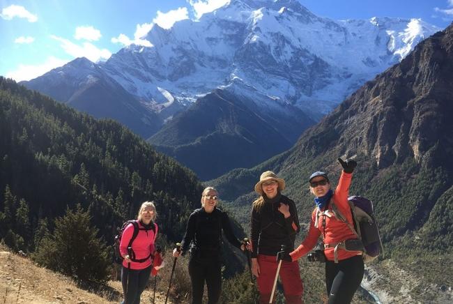 NEPAL: Trekking Annapurna