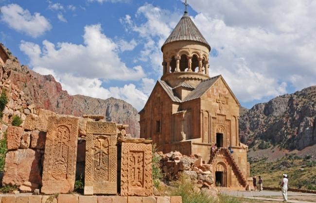ARMENIA: LA PERLA DEL CAUCASO