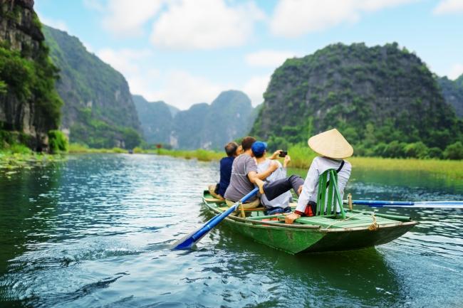 Vietnam, Laos y Cambodia