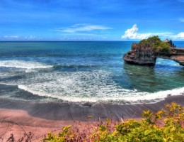 Bali con playa