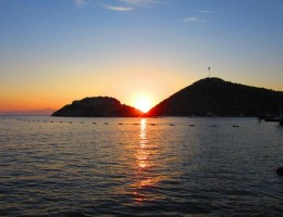 Turquía con playas