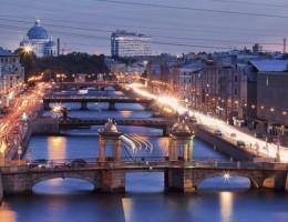 San Petersburgo completo
