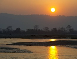 Extensión al Parque Naconal de Chitwan