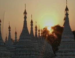 Caminos de Myanmar